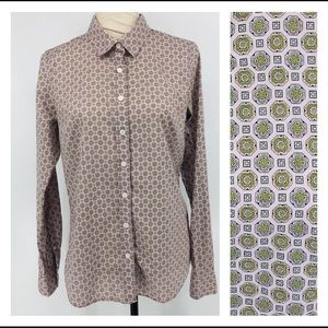 J crew the perfect shirt button down medium